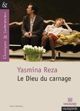 Le Dieu du carnage   Yasmina Reza  