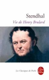 Vie de Henry Brulard | Stendhal&, Fabienne Bercegol (Préfacier) |