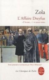 L'Affaire Dreyfus   E. Zola  