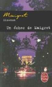 Un échec de Maigret