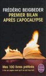 Premier bilan après l'apocalypse | Frédéric Beigbeder |