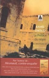 Le Preface Du Negre   Kamel Daoud  