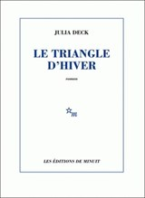 Le triangle d'hiver   Deck, Julia  