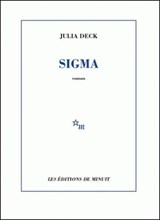 Sigma | Julia Deck |
