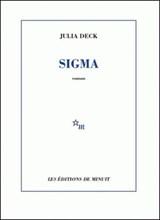 Sigma | Julia Deck |