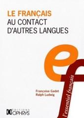 Le français au contact d'autres langues