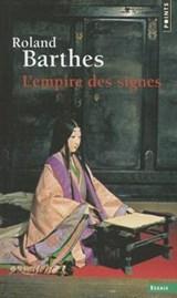 L'empire des signes | Roland Barthes |