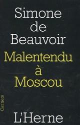 Malentendu a Moscou   Simone Beauvoir  
