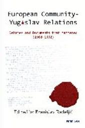 European Community - Yugoslav Relations