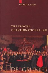 The Epochs of International Law