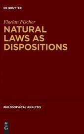 Natural Laws as Dispositions