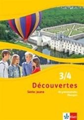 Découvertes Série jaune 3 und 4. 99 grammatische Übungen