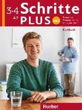 Schritte plus Neu 3+4. Deutsch als Zweitsprache für Alltag und Beruf. Kursbuch