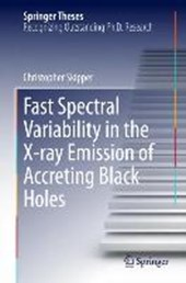 Fast Spectral Variability in the X-ray Emission of Accreting Black Holes