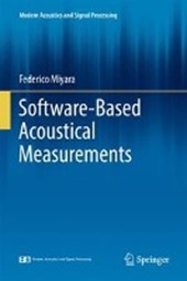 Software-Based Acoustical Measurements