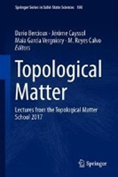 Topological Matter