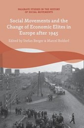 Social Movements and the Change of Economic Elites in Europe after 1945
