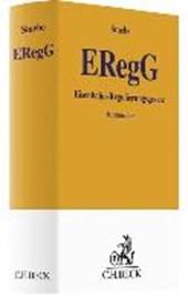 Eisenbahnregulierungsgesetz (ERegG)