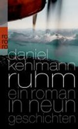 Ruhm | Daniel Kehlmann |