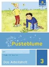 Pusteblume. Das Sachbuch -3. Arbeitsheft. Baden-Württemberg