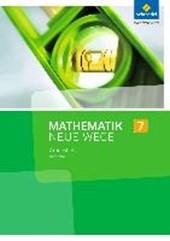 Mathematik Neue Wege 7. Arbeitsheft. S1. Saarland