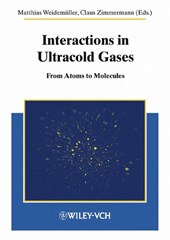 Interactions in Ultracold Gases