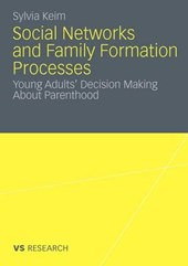 Social Networks and Family Formation Processes
