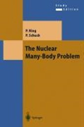 The Nuclear Many-Body Problem