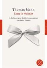 Lotte in Weimar | Thomas Mann |