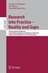 Research into Practice - Reality and Gaps