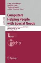 Computers Helping People with Special Needs, Part I