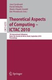 Theoretical Aspects of Computing