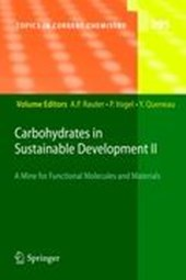 Carbohydrates in Sustainable Development II
