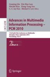 Advances in Multimedia Information Processing -- PCM 2010, Part II
