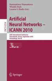 Artificial Neural Networks - ICANN 2010