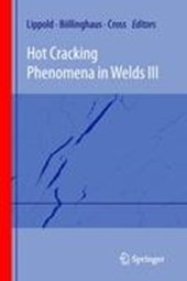 Hot Cracking Phenomena in Welds III