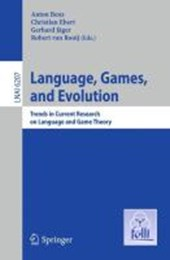 Language, Games, and Evolution