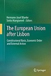 The European Union after Lisbon