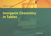 Inorganic Chemistry in Tables