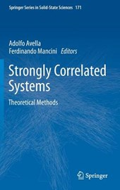 Strongly Correlated Systems