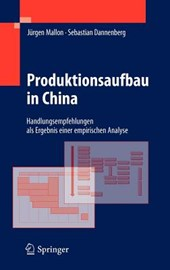 Produktionsaufbau in China
