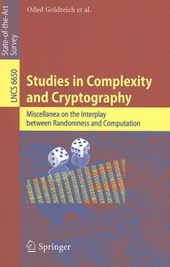 Studies in Complexity and Cryptography
