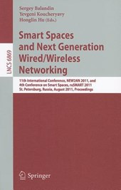 Smart Spaces and Next Generation Wired/Wireless Networking