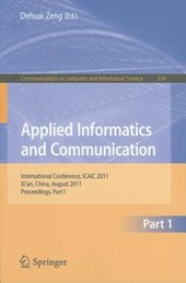 Applied Informatics and Communication, Part I