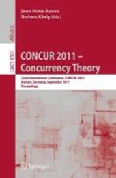 CONCUR 2011 -- Concurrency Theory