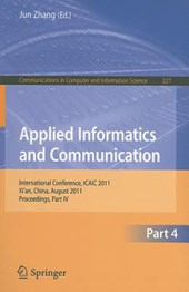 Applied Informatics and Communication, Part IV