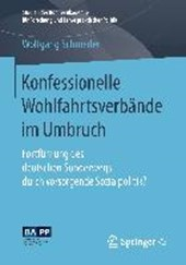 Konfessionelle Wohlfahrtsverbande Im Umbruch