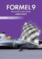 Formel 9 Neu Arbeitsheft
