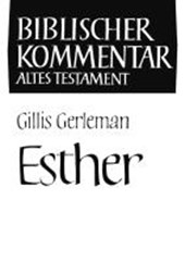 Gerlemann, G: Esther/Studienausgabe