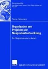 Organisation Von Projekten Der Neuproduktentwicklung